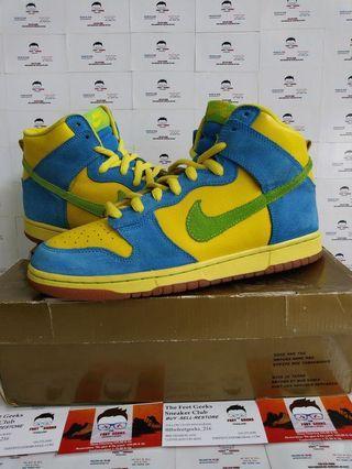 """Nike SB Dunk """"Marge Simpson"""""""