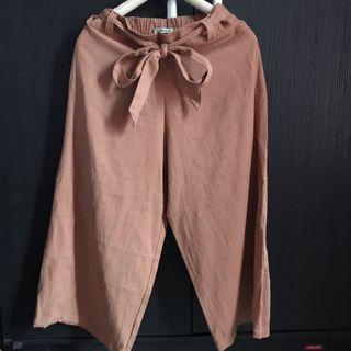 Celana kulot ada size M