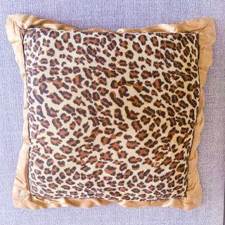 🚚 抱枕 豹紋枕頭 枕頭 豹紋