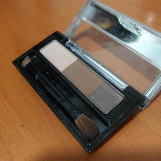 integrate三色眉粉盒