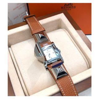 Authentic Hermes Medor Watch