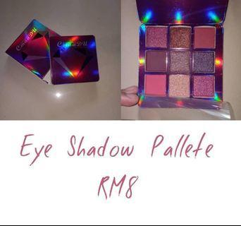 Eye Shadow Pallete