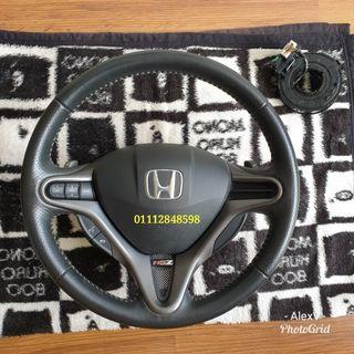 Honda RSZ Paddle Shift Steering Japan Like New