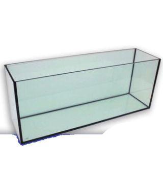 48 by 15 by 15 inches 12mm glass Rimless Aquarium glass tank
