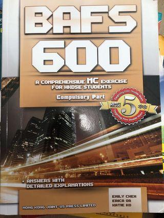 全新BAFS 600
