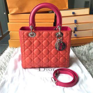 🌈❣️Exclusive Color Combo Lady Dior M