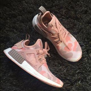 24494d9407c nmd pink   Sneakers   Carousell Singapore