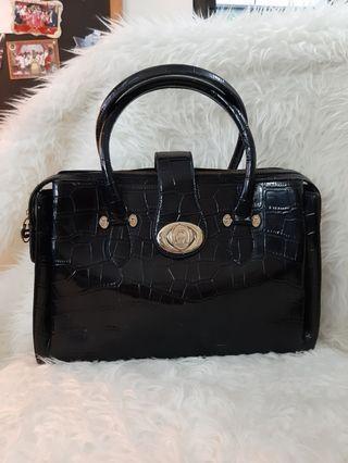 Vintage Aigner Handbag