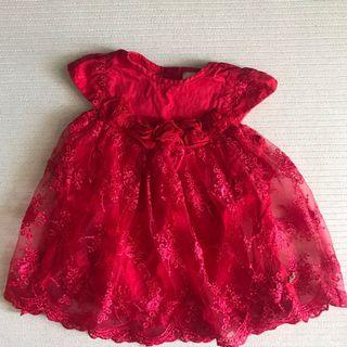 🚚 BloomB Baby Dress