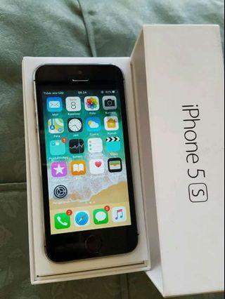 iPhone 5s 32gb Grey Fullset