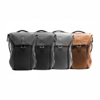 Peak Design Everyday Backpack 20L Small (Black, Charcoal, Ash Colour) *NEW*