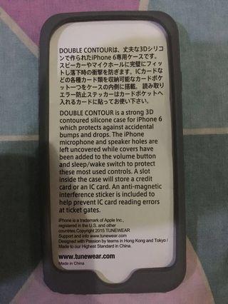 Iphone 6/6s Case Tunewear
