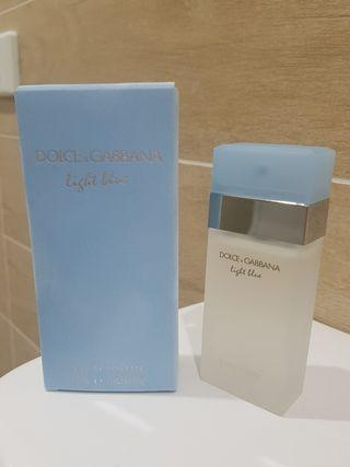 D&G Light blue 25ml