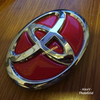 Toyota Emblem Original from Japan