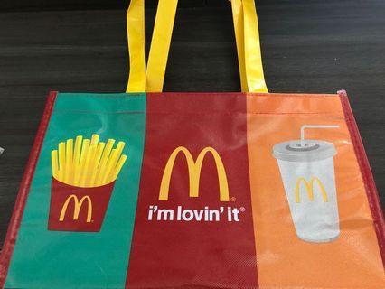 🚚 全新麥當勞圖案環保袋