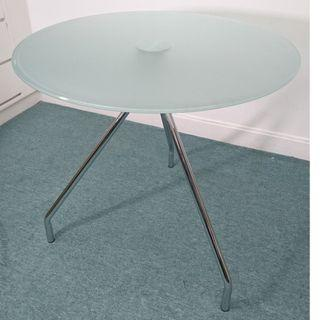 平售餐桌 玻璃枱 glass table on sale