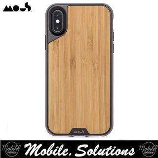 MOUS Apple iPhone XS Max 6.5 Limitless 2.0 Case (Authentic)
