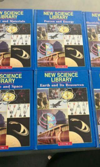 New science library