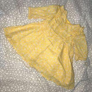 Mothercare Yellow Dress