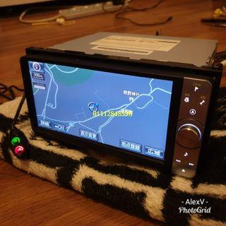 NHZN-W61G Toyota Wish, Estima, Alphard, Vellfire Audio Player Japan