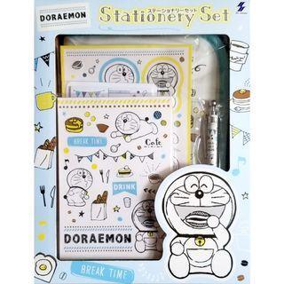 全新 Doraemon 叮噹 文具套裝 stationary Set