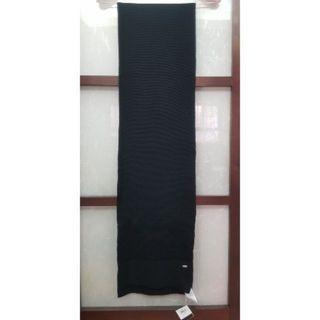 🚚 全新100%正品COACH素面針織混羊毛圍巾