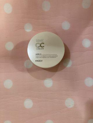 The Face Shop CC cream