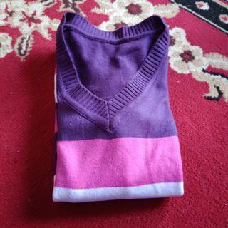 Women knit