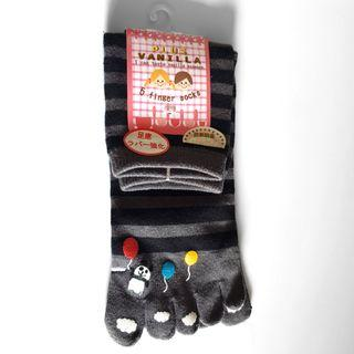 BNWT Toe Socks