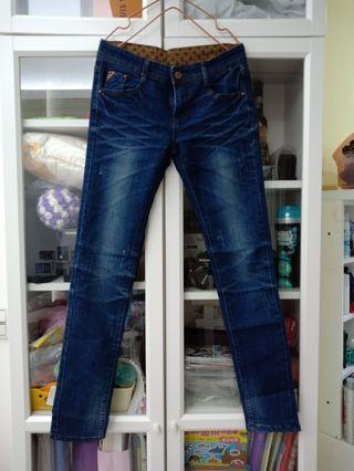🚚 全新M號牛仔褲