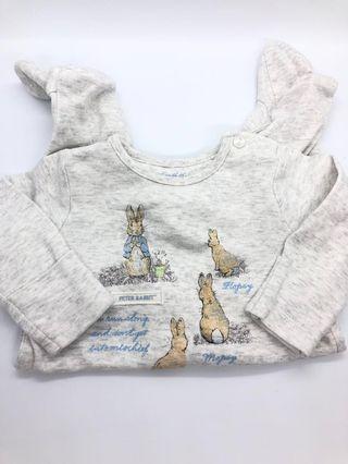 Peter The Rabbit Sleepsuit