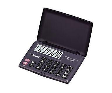 全新❤卡西歐CASIO LC-160(LV)計算機 CASIO計算機 國家考試用計算機 摺疊計算機 小型計算機