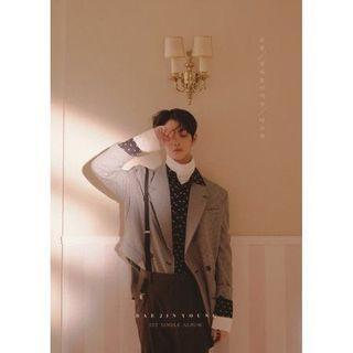 Bae Jinyoung 1st Single Album