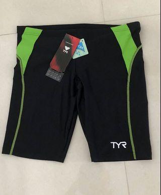 Tyr Lycra Elastic Jammer Size 36