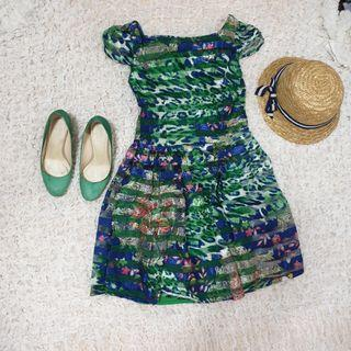 Dress(dress only shoe and hat just accecories photo)
