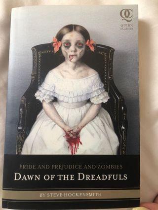 🚚 Dawn of the Dreadfuls , Steve Hockensmith