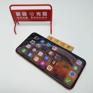 Apple iPhone XS MAX 64G 金色