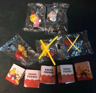 (賣)Kakao friends 珍寶珠 chupa chups