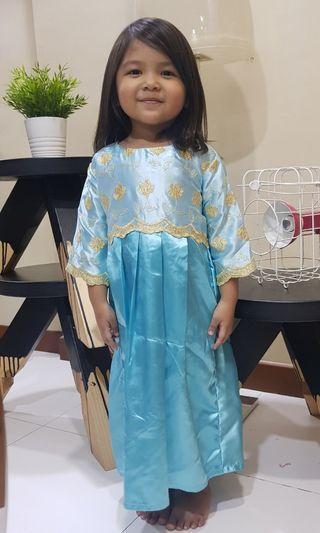 Kids Long Dress