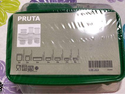 🚚 BN IKEA Plastic Containers