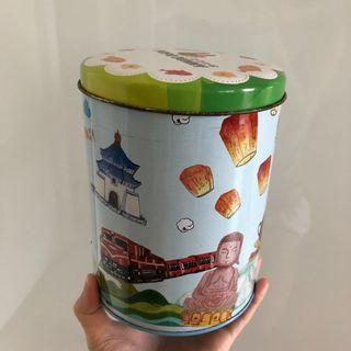 🚚 餅乾鐵桶 收納鐵桶 小孩玩具收納 小物收納