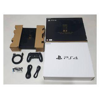 (免運費)PS4 slim 1TB 太空戰士15主機