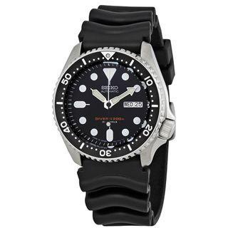5折出售 深水步有門市全新1年保養有單正版正貨 SEIKO 精工錶 SKX007J1