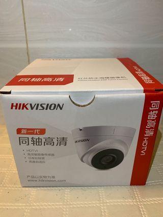 HIK VISION海康威視 高清同軸攝像機