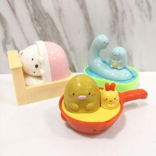 2017 McDonald's San-X' Sumikko Gurashi Collectible   Toy Set