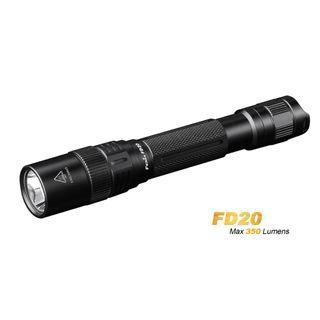 Fenix FD20 XP-G2 S3 350 Lumens AA Zoom Light
