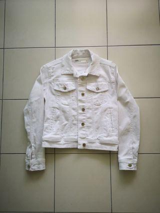 White jacket