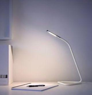 LED Table Study Lamp White Moving Out Sale