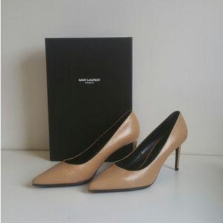 48469e8e95aa8d Saint Laurent Patent Leather Paris Skinny Pumps (BRAND NEW)