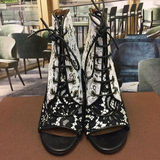 Givenchy Lace Ankle Boot